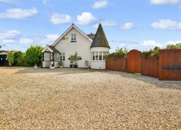 Thumbnail 4 bed detached bungalow for sale in Church Lane, Seasalter, Whitstable, Kent