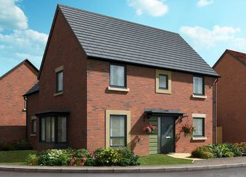 "Thumbnail 4 bedroom detached house for sale in ""The Lancaster"" at Cautley Drive, Killinghall, Harrogate"