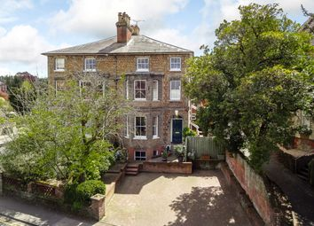 Thumbnail 4 bed semi-detached house to rent in Epsom Road, Guildford