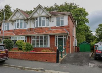 Thumbnail 3 bed semi-detached house for sale in Farnborough Road, Sharples, Bolton