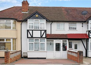 Thumbnail 3 bed terraced house for sale in Braund Avenue, Greenford