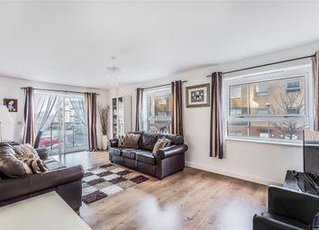 Thumbnail 3 bedroom flat for sale in Oak Lodge, Talbot Close, Mitcham, Surrey