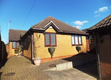 Thumbnail 4 bedroom detached bungalow for sale in Salmon Lane, Annesley Woodhouse