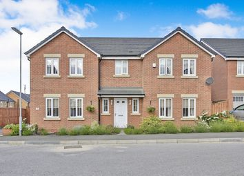 Thumbnail 5 bed detached house for sale in Kasher Road, Willington, Crook