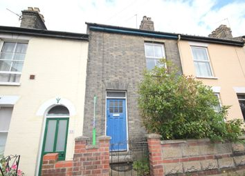 Thumbnail 2 bedroom terraced house for sale in Harbour Road, Thorpe Hamlet, Norwich