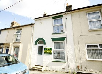 Thumbnail 3 bed property for sale in Charlotte Street, Sittingbourne