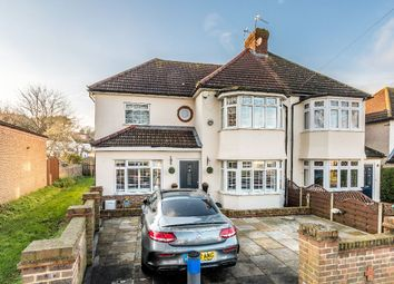 Thumbnail 4 bed semi-detached house for sale in Lime Tree Walk, West Wickham