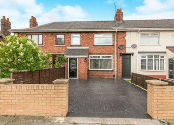Thumbnail 3 bedroom terraced house for sale in Levick Crescent, Middlesbrough