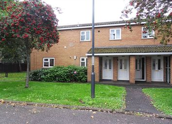 Thumbnail 2 bedroom maisonette for sale in Yates Street, Derby