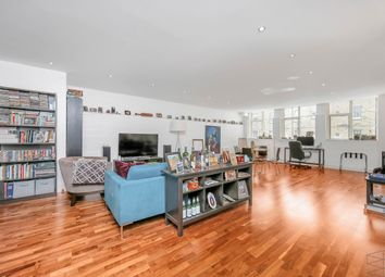 Thumbnail 1 bed flat to rent in Citybridge House, London