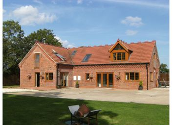 Thumbnail 4 bed detached house for sale in Main Road, A16, North Thoresby, Grimsby