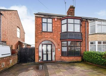 3 bed semi-detached house for sale in Gwendolen Road, Leicester LE5