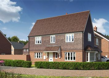 Thumbnail 2 bedroom semi-detached house for sale in Ambersey Green, Amberstone Road, Hailsham, East Sussex
