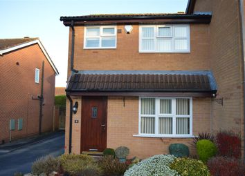 Thumbnail 3 bed semi-detached house to rent in Cryersoak Close, Monkspath, Solihull