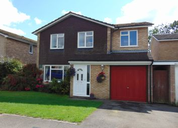 Thumbnail 4 bed detached house for sale in Hawthorn Crescent, Hazlemere