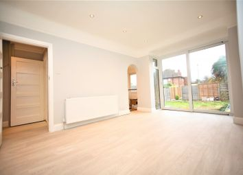 Thumbnail 1 bedroom flat to rent in Great North Way, London