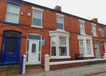 Thumbnail 3 bed terraced house to rent in Crawford Avenue, Mossley Hill, Liverpool