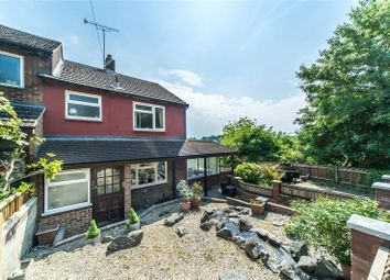 Thumbnail 3 bedroom semi-detached house for sale in Walderslade Road, Chatham, Kent