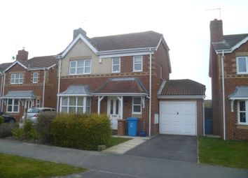 Thumbnail 3 bedroom detached house to rent in Helm Drive, Victoria Dock, Hull