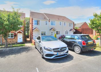 2 bed semi-detached house for sale in Medina Drive, Stone Cross, Pevensey BN24