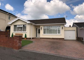 Thumbnail 3 bed detached bungalow for sale in Graham Avenue, Pen-Y-Fai, Bridgend.