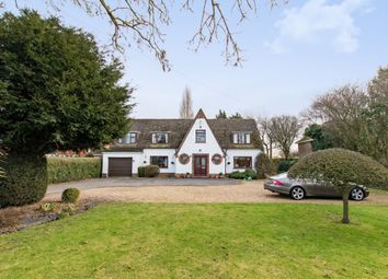 Thumbnail 5 bed detached house for sale in Sibsey Road, Boston