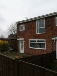 Thumbnail 3 bed terraced house to rent in Thorntree Gardens, Ashington