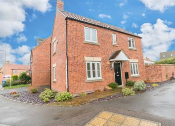 Thumbnail 3 bed detached house for sale in Ironwood Avenue, Desborough