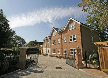Thumbnail 3 bed flat for sale in Birchwood Drive, West Byfleet, Surrey