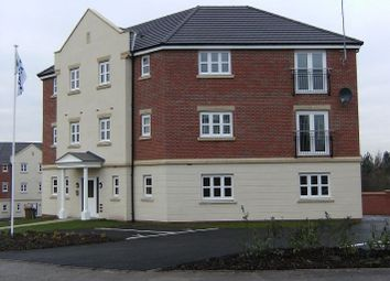 Thumbnail 2 bed flat to rent in Highfields Park Drive, Allestree, Derby