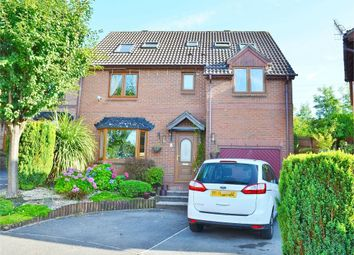Thumbnail 6 bed detached house for sale in Clos Cae'r Wern, Castle View, Caerphilly