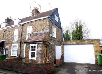 Thumbnail 3 bed end terrace house for sale in Park Lane, Cheshunt, Waltham Cross