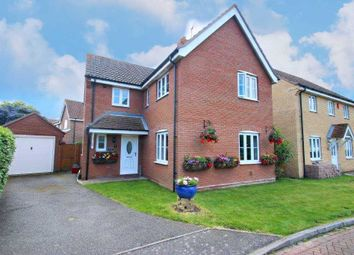 Thumbnail 4 bedroom detached house for sale in Bromley Close, Clacton-On-Sea