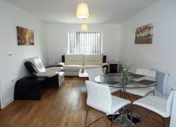 Thumbnail 1 bed flat to rent in Quayside, Bute Crescent, Cardiff Bay
