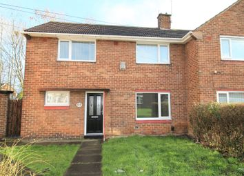 Thumbnail 3 bed semi-detached house for sale in Cricklewood Road, Sunderland