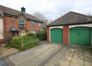 2 bed terraced house for sale in Weston Park Avenue, Stretton, Burton-On-Trent DE14