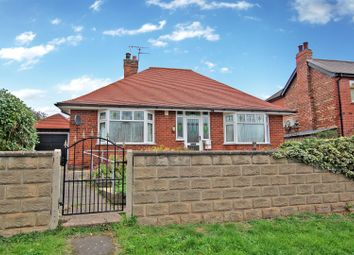 Thumbnail 2 bed detached bungalow for sale in Cavendish Road, Carlton, Nottingham