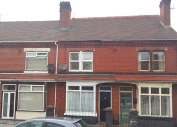 Thumbnail 3 bed terraced house for sale in Ferry Street, Stapenhill, Burton-On-Trent