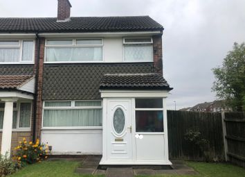 Thumbnail 3 bed semi-detached house to rent in Sydney Close, West Bromwich