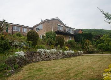 Thumbnail 4 bed detached house for sale in Hazler Orchard, Church Stretton