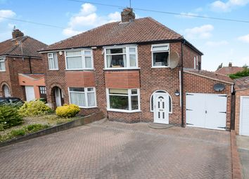 Thumbnail 5 bed semi-detached house for sale in Newland Park Drive, York