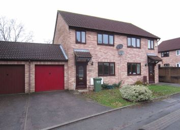 Thumbnail 3 bedroom semi-detached house to rent in Cooks Close, Bradley Stoke, Bristol