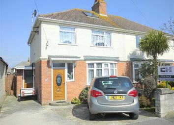 Thumbnail 3 bed property for sale in Dennis Road, Weymouth, Dorset