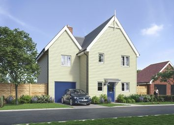 Thumbnail 4 bed detached house for sale in Beaulieu Chase, Centenary Way, Off White Hart Lane, Chelmsford, Essex