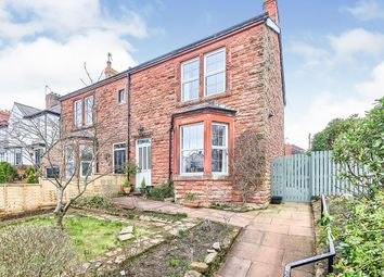 Thumbnail 2 bed semi-detached house for sale in Tree Road, Brampton, Cumbria