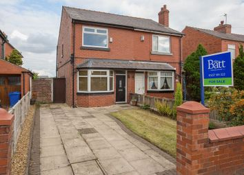 Thumbnail 2 bed semi-detached house for sale in Preston Road, Standish, Wigan