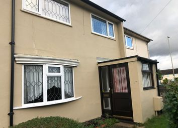 Thumbnail 3 bed terraced house to rent in Sturdee Road, Leicester