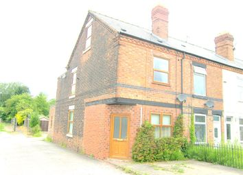 Thumbnail 3 bed end terrace house to rent in Derby Road, Denby, Ripley