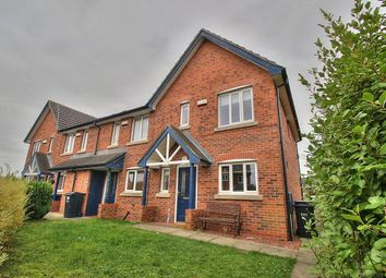 Thumbnail 3 bed terraced house for sale in Kenmore Close, Gateshead