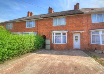 Thumbnail 2 bedroom terraced house for sale in Ashbrook Grove, Birmingham